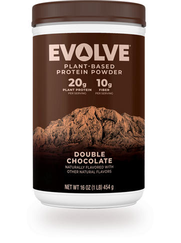 Double Chocolate 16 ounce canister
